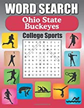 Word Search Ohio State Buckeyes: Word Find Puzzle Book For All Buckeyes Fans