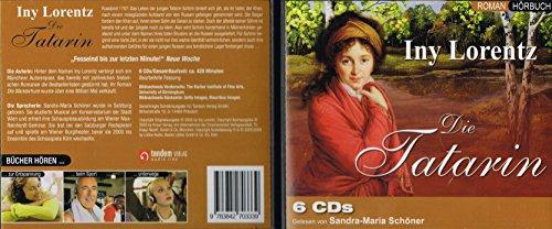 Die Tatarin - Hörbuch mit 6 CD