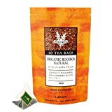 TRADING LUPICIA (ルピシア)9000 ORGANIC ROOIBOS NATURAL ティーバッグ10個入