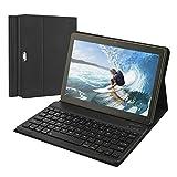 KISEDAR Tablet Android 9.0 10.1 'PC4GB RAM 64GB Tablet Tableta desbloqueada de Cuatro núcleos, Adecuada para teléfono móvil 3G, Ranura...