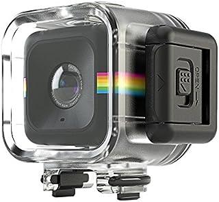 Polaroid Cube/キューブデジタルビデオアクションカメラ専用 水中カメラケース (水深 40m)