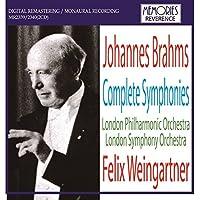 交響曲全集 ワインガルトナー&ロンドン響、ロンドン・フィル(2CD)