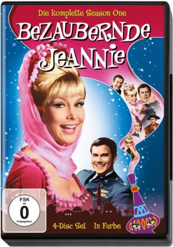 Bezaubernde Jeannie - Season 1 (4 DVDs)