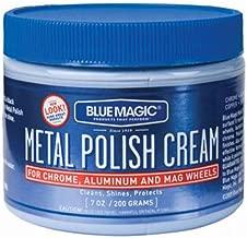 Blue Magic 400 7 Ounce 7OZ MTL Polish Cream