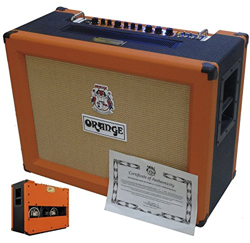 Amplificador combo para guitarra electrica ORANGE ROCKREVERB 50 MKIII LTD2017