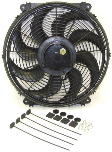 01 impala electric fans - 1