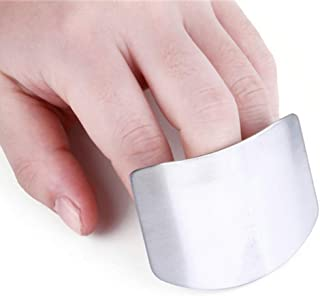 Protector de dedos, cortador de corte, acero inoxidable,