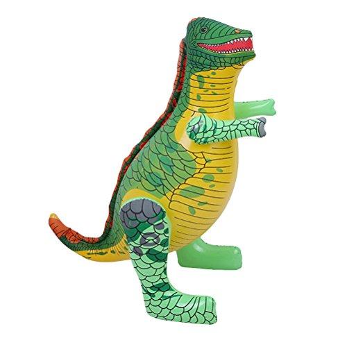 NUOBESTY Giocattoli gonfiabili Dinosauri Ragazzo Decorazione Festa di Compleanno Giocattolo Gonfiabile Dinosauri giganti Animali Giocattoli per Giochi per Bambini al Coperto e all'aperto Regalo