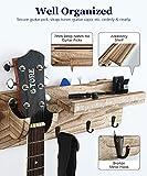 Immagine 2 guitar wall hanger moko mount