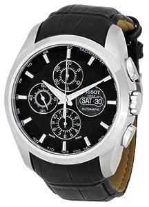 Tissot Men's T0356141605100 Couturier Chronograph Watch image