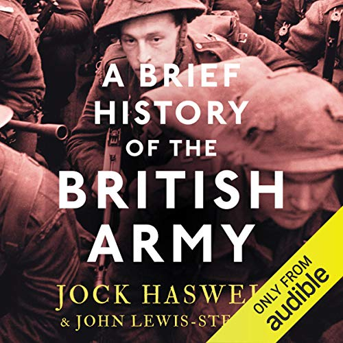 A Brief History of the British Army cover art