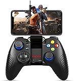 PowerLead Game Controlador para android and iOS, Controlador inalámbrico gamepad trabajar con iOS y Android Otro teléfono y PC Win 7/10 - Juego directo [no es compatible con iOS13.4 y superior]