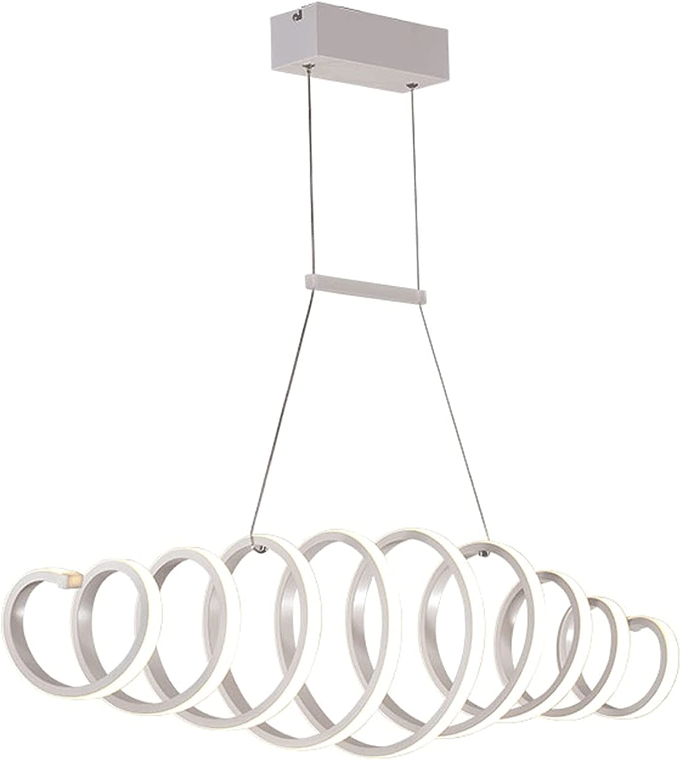 Chandelier Fixture Spin Dining Table D Oklahoma City Mall Brand Cheap Sale Venue Room Lamp LED