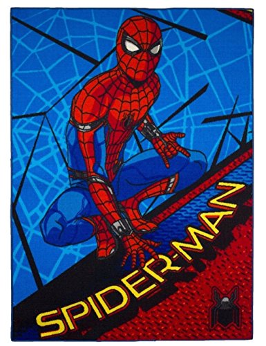 Associated Weavers rsdmaga02095133t06 Spider-Man Tappeto per Bambini