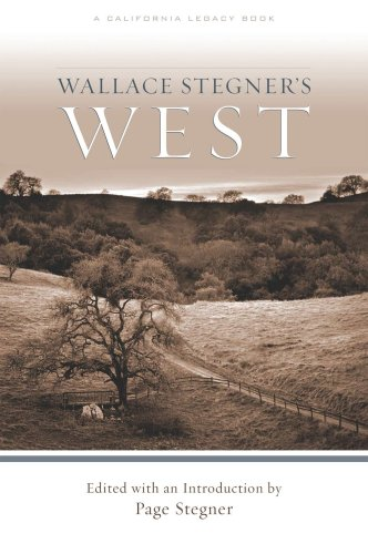 Wallace Stegner's West