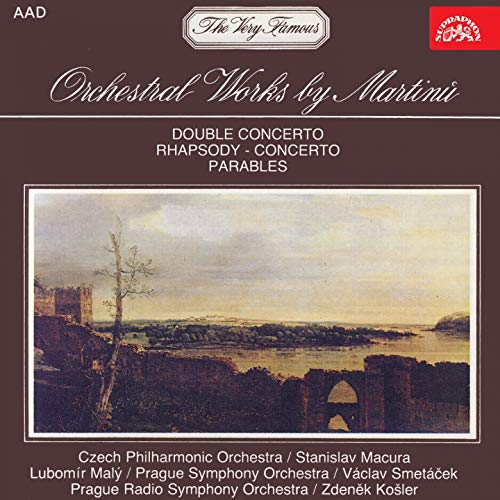 Double Concerto for Two String Orchestras, Piano and Timpani, H.271