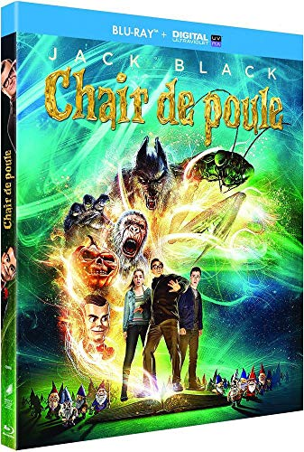 Chair de Poule [Blu-Ray + Copie Digitale]
