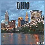 Ohio 2021 Wall Calendar: Official Travel Ohio Calendar 2021, 18 Months