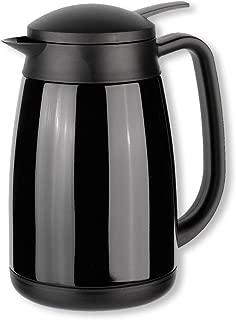 Isosteel Tableline Va-9342k 34oz Vacuum Pot with Black Color Coating