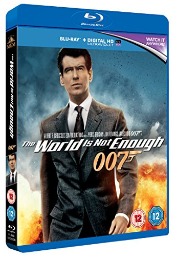 The World Is Not Enough [Blu-ray] [1999]