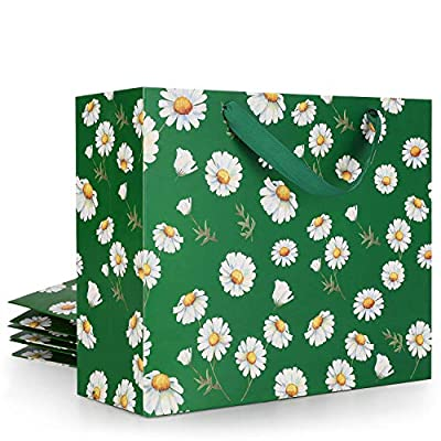 3PCS Large Birthday Gift Bags for Women –Green...
