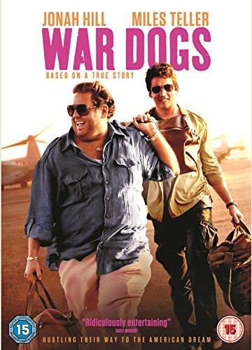 War Dogs [DVD] [2016] [Includes Digital Download]