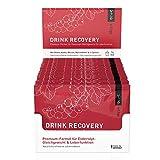 Vit2go DRINK RECOVERY (30 Sachets) - Elektrolyt Pulver zum Trinken, Vitamin Pulver Getränk Hangover Kit, erfrischender Geschmack (Johannisbeere), Elektrolyte Getränk
