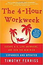 [By Timothy Ferriss ] The 4-Hour Workweek (Hardcover)【2018】 by Timothy Ferriss (Author) (Hardcover)