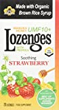 PACIFIC RESOURCES INTERNATIONAL Propolis Lozenges Strawberry 20 LOZ, 0.02 Pound