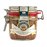 Agostino Recca Anchovies Fillets in Olive Oil - Wild Caught Fish from Italy - Anchovy Fillets for...
