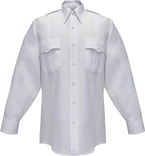 Flying Cross Men's Long Sleeve White Shirt #35W5400