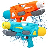 Best Super Soakers - RCSPACEX Water Guns for Kids, 2 Pack Super Review