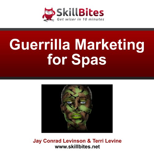 Guerrilla Marketing for Spas audiobook cover art