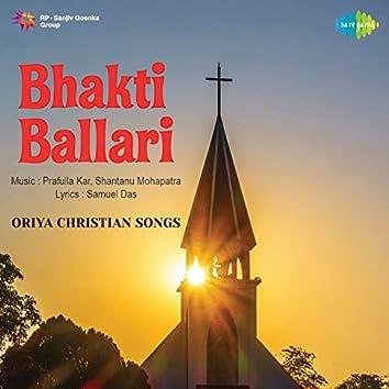 Bhakti Ballari