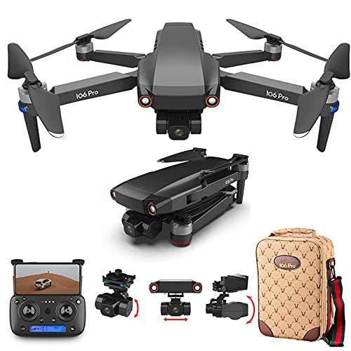 J-Clock Drone 8K Camera Trasmissione Video in Tempo Reale Brushless a Tre Assi con Gimbal Fotografia Aerea Lunga Durata della Batteria