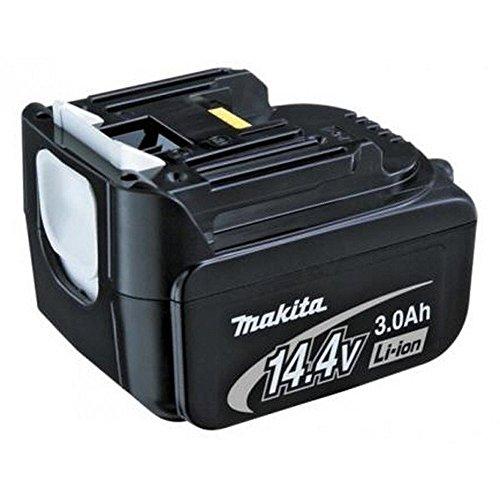 Makita 194065-3 BL 1430 195444-8 Akku-BL1430 Li 14,4V 3.0Ah, 14.4 V, Schwarz