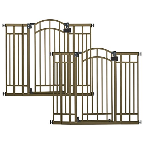 Summer Infant Extra Tall Decorative Walk-Thru Gate, 2 Gate Value Pack