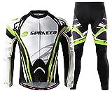 sponeed Cycling Pants for Men Mountain Leggings...