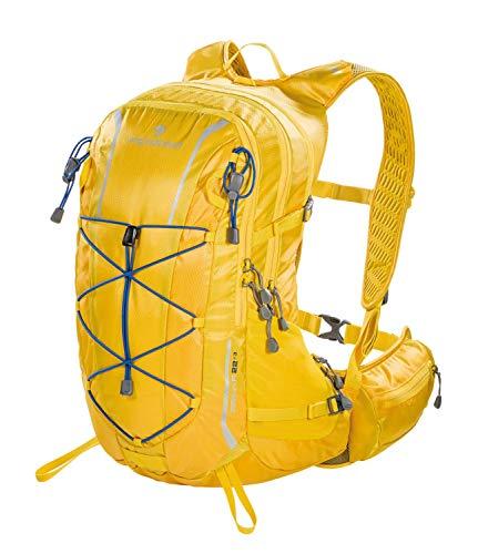 Ferrino 75812HGG.1SIZ Rucksack dehnbar Zephyr 22+3, Gelb, Erwachsene, Unisex, mehrfarbig, Einheitsgröße