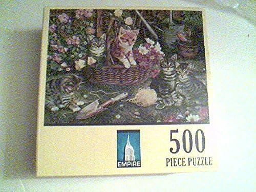 a la venta Empire 550 550 550 Piece Puzzle 16 X 20 - Kitten Capers by Puzzle Makers  disfrutando de sus compras