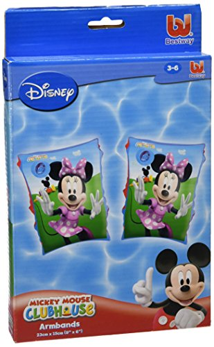 Disney Wilton Bradley 386 91002 Mickey Mouse Clubhouse Arm Bands