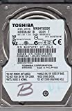MK6475GSX, A0/GT001M, HDD2L02 B UL01 T, Toshiba 640GB SATA 2.5 Hard Drive (Renewed)