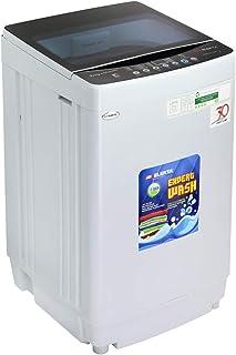 Elekta 7.5kg Top Load Fully Automatic Washing Machine With LED Display, Child Lock & Fuzzy Control