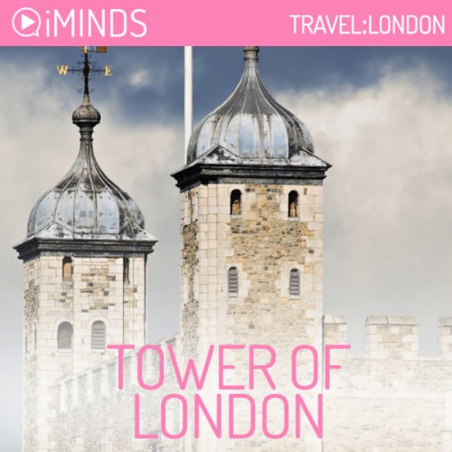 Tower of London audiobook cover art