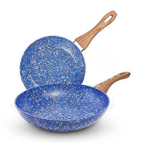 MICHELANGELO V04 Nonstick Frying Pan Set