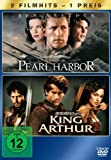 Pearl Harbor / King Arthur [Alemania] [DVD]