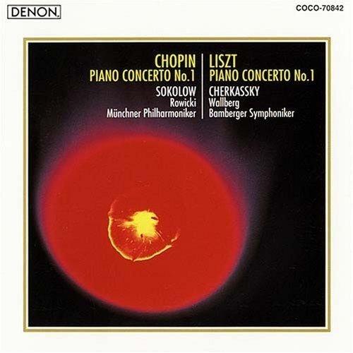 Chopin/Liszt:Piano Concertos N