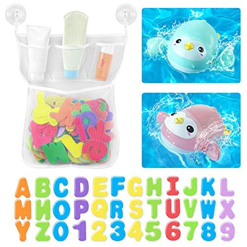 Divava Bath Toys and Foam Letters, Alphabets...