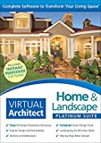 Virtual Architect Home & Landscape Platinum Suite 9.0 [PC Download]