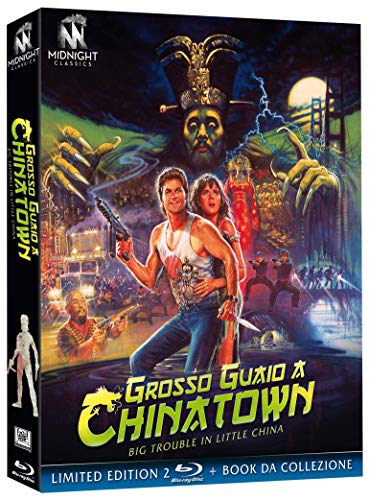 Blu-Ray - Grosso Guaio A Chinatown (2 Blu-Ray+Booklet) (1 BLU-RAY)